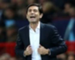 marcelino: valencia have to be satisfied with point at young boys