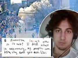 lawyers release 68 pages of notes written by boston marathon bomber