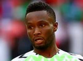 john mikel obi 'donates money and buys kits' to help nigeria's amputee team play at world cup