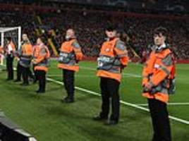 liverpool to launch major security operation at anfield for visit of red star belgrade