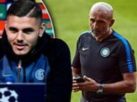 mauro icardi insists he has no intention to leave inter milan
