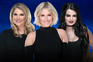 'evolution': wwe reveals almost all-women announce team for first-ever all-women ppv