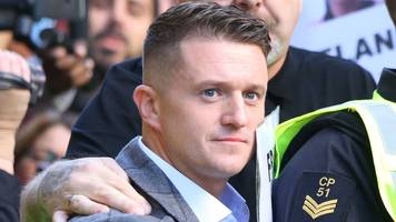 Tommy Robinson: Ex-EDL leader to appear at Old Bailey