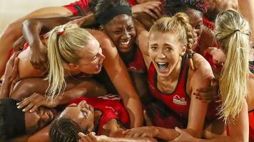 England Netball: Commonwealth Games champions' new investment