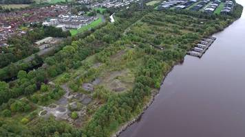 Clyde marine hub 'could create 1,000 jobs' on derelict site