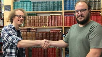 cardigan bookshop given away after raffle