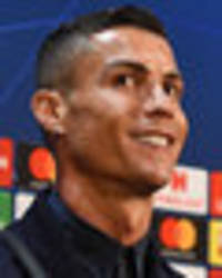cristiano ronaldo: what juve star told team-mates about man utd return in champions league