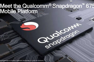 qualcomm announces snapdragon 675 with faster cores and triple-camera support
