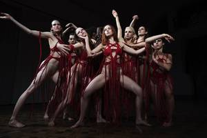 suspiria is an ambitious remix of a horror classic