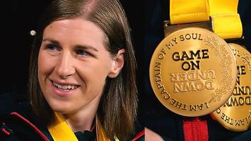 invictus games 2018: debbie o'connell, double gold medallist, on her invictus journey