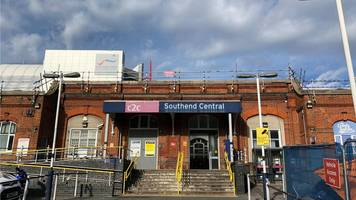 Southend train stabbing: Teen seriously injured