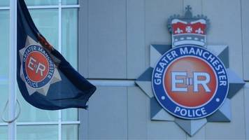 greater manchester police officer arrested over sexual abuse claim