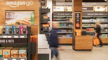 First Amazon Go Store in California Opens in San Francisco