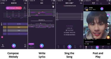 zing floods the chinese music industry with more than 3,000 new songs within its first month
