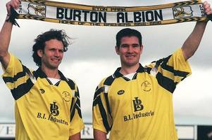 nigel clough on his 20th burton albion anniversary, standout players and securing that manchester united tie