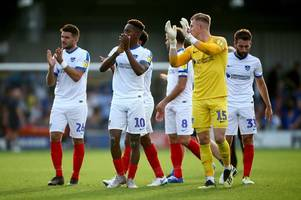 portsmouth 'will be as confident as any team in the country' for burton albion clash