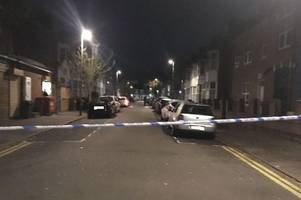 Narborough Road, Leicester closed by police after man is shot in the leg