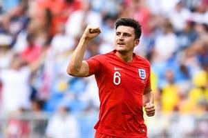 harry maguire reveals he's still upset by england's world cup semi-final defeat to croatia