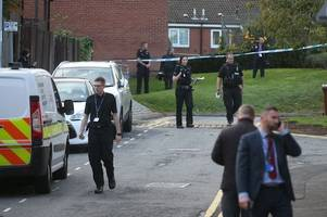 Residents' 'fear for their safety' after stabbing in broad daylight