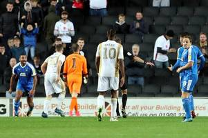 'what the hell is he thinking?' - harry kewell blasts referee after defeat for 10-man notts county