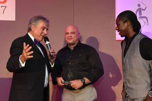 this is how you can rub shoulders with our sporting heroes at the gloucestershire sports awards at cheltenham racecourse