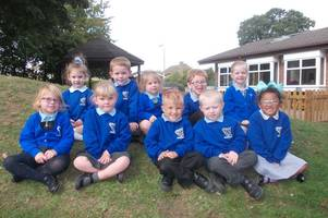 meet the pupils who started primary school in bath this year