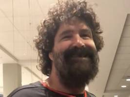 wwe legend mick foley names the jay-z of wrestling & it's a no-brainer