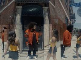 """watch: dreamville's bas goes on an odyssey through la streets in new """"fragrance"""" video"""