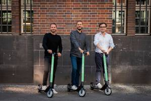 berlin's tier raises $29 million to expand its electric scooter sharing service across europe