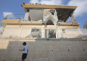 Israelis find government's Gaza policy not forceful enough, poll finds