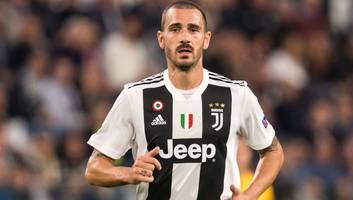 ​juventus' leonardo bonucci reveals why it was easy to reject man utd's advances over the summer