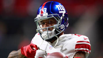 Odell Beckham Jr. Becomes Fastest Wide Receiver To 5,000 Receiving Yards Since 1970 Merger