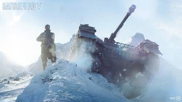 the fortnite-inspired battle royale mode in 'battlefield v' won't be playable when the game launches in november