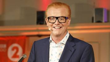 chris evans and bbc radio 2 drop to six-year low in rajar audience ratings