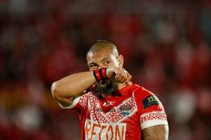 Hull FC's Sika Manu retires from international rugby