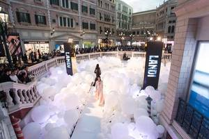 sands macao fashion week draws top industry names, celebrities