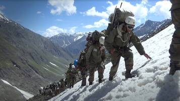 discovery channel to premiere a special series on indian army's high altitude warfare school