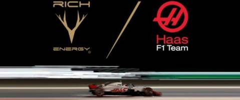 rich energy becomes 2019 title sponsor for haas