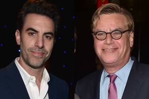 sacha baron cohen in talks to star in 'the trial of the chicago 7,' aaron sorkin set to direct