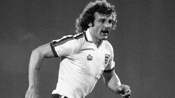 fans gather for ex-ipswich and england defender kevin beattie's funeral