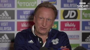 'i think i'd been drinking' - warnock on that time he said sol bamba was better than van dijk