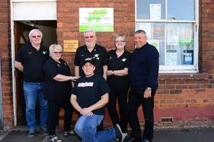 Veterans community hub in Scunthorpe gets cash boost as it prepares for rock concert