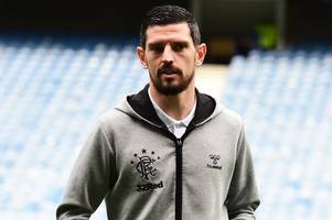 rangers suffer graham dorrans blow as midfielder is ruled out for 'months'