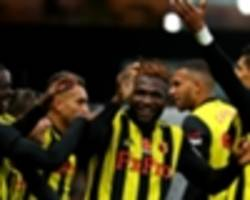 isaac success breaks premier league dock two years, four months after watford move