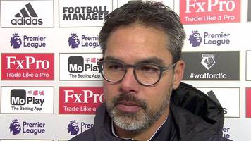 watford 3-0 huddersfield: david wagner says terriers not good enough in defence