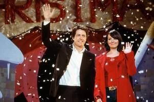five festive classics including love actually are being screened for free in bristol's millennium square