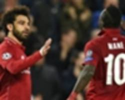 video: mane double helps liverpool hammer cardiff to hold top spot