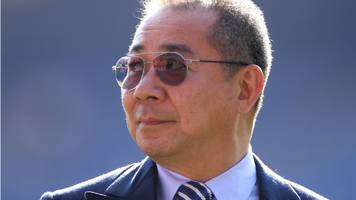 leicester city helicopter crash: vichai srivaddhanaprabha - the 'humble, generous, private enigma'