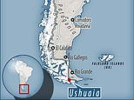 large 6.4 magnitude earthquake strikes south of resort town ushuaia in argentina