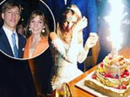 princess tessy of luxembourg breaks down on birthday